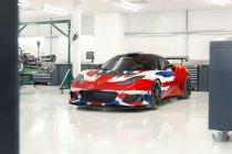 Lotus keert terug naar GT4 met Evora GT4 Concept