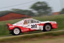 Ieper Historic Rally: Een Grand Cru met drie Lancia's 037 en duel Snijers-Droogmans