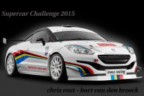 Traxx Racing met Peugeot RCZ in Supercar en Clio's in VLN