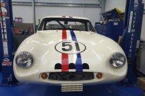 De Cock, Wymeersch & Kruger met historische TVR in Spa Six Hours