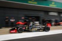 Silverstone: Dubbel voor Lotus in de kwalificatie