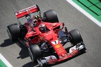 Barcelona: VT2: Ferrari nog steeds in achtervolging - Stoffel terug dertiende