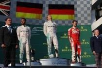 Australië: Mercedes 1-2 na strategische blunder van Ferrari