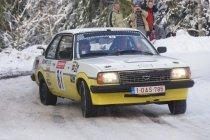 Belgen doen het uitstekend in de Rallye Monte Carlo Historique (+ Video)