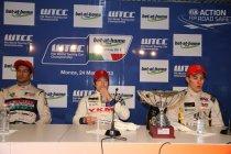 Auto GP: Monza: Kimiya Sato wint met grote voorsprong in gietende regen