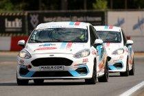 Junior Ford Fiesta Sprint Cup BE: Yannick Redant had liever Thibault Parmentier op de piste verslagen