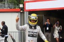 Monaco: Nico Rosberg (Mercedes) pakt derde pole op rij