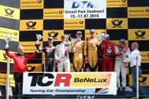 Zandvoort: Sam Dejonghe en Denis Dupont zegevieren in de Qualifying long race
