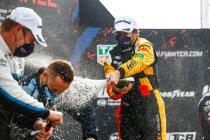 Pau-Arnos: Racewinnaar Vervisch blij na sterk raceweekend