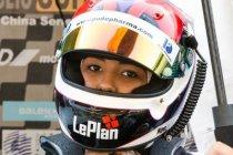 Naomi Schiff pakt Chinese autosport titel na onwaarschijnlijk verhaal