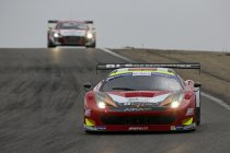 Lédenon: Race 1: Drie verschillende merken op het podium