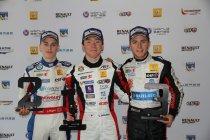 FR 2.0 Eurocup: Spa race 1: Ukyo Sasahara is eerste winnaar van het weekend