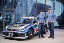 Nieuwe VW Polo voor Solberg en Kristoffersson onthuld