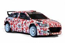 """Ypres Rally: Neuville met opvallende """"Rode Neuzen Dag""""-bestickering"""