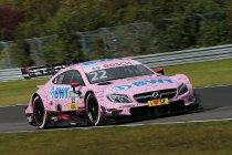 Nürburgring: Auer pakt pole op opdrogende baan