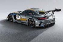Mercedes AMG GT3 maakt competitiedebuut in VLN4
