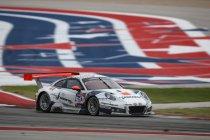 24H COTA: Herberth Motorsport leidt halverwege wedstrijd