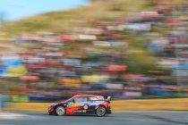 WRC: Neuville haalt zijn gram, maar koopt er niets mee