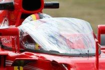 Groot-Brittannië: Shield maakte Vettel duizelig