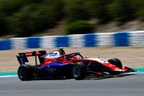 Formule 3: Clément Novalak snelste tijdens tweedaagse test in Jerez