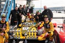 Longin, Longin en Corten kampioen met Krafft Racing