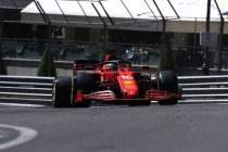 Monaco: Ferrari liet na om de aandrijfas bij Charles Leclerc te controleren