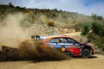 WRC: Tänak meesterlijk, Neuville aan calvarietocht bezig