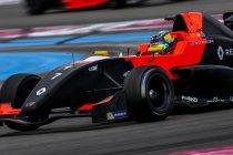 Amaury Cordeel enige Belg op de Formule Renault Eurocup wintertesten