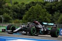 Mercedes zet verwachte dominantie voort in tweede vrije training