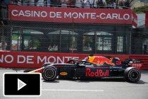 Monaco: Ricciardo op kop terwijl Max crasht - Vandoorne P11 (+ Video)