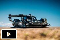 Eerste geslaagde test van de VW I.D. R Pikes Peak in de Verenigde Staten (+ Video)