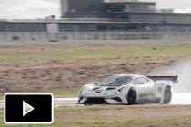 Video: Nieuwe beelden van de brullende Brabham BT62