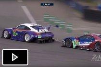 Video: Prachtige strijd tussen Porsche en Ford op het scherp van de snede