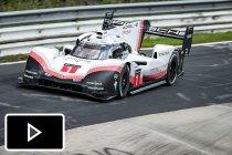 Video: Beleef Porsche's recordronde op de Nürburgring Nordschleife