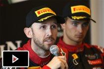 Video: Schrikwekkende crash voor René Rast op Lausitzring