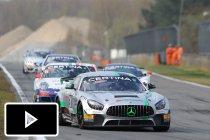 Video: SRT Mercedes uitgeschakeld na brute crash tijdens EK GT4