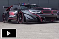 Video: Hamofa Motorsport met BMW i8 met V8-motor