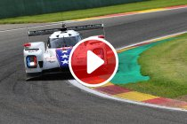 Dragonspeed start in Le Mans met LMP1 na zware crash in Spa (+ Video)