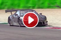 Video: Nieuwe Porsche 911 GT3 R gespot op Monza