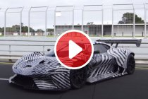 Video: Actiebeelden van de Brabham BT62