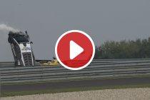 Corona-kronieken: Tomas Enge doet radslagen in een Lamborghini
