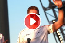 """Video: Stoffel Vandoorne bij afscheid: """"Getracht het maximale eruit te halen"""""""