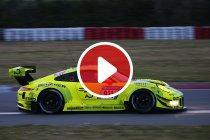 24h Nürburgring: FLASH: Dumas gaat zwaar van de baan in leidende Porsche (+ Video)
