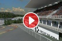 Video van aanpassingen Circuit Spa-Francorchamps