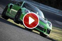 Nieuwe Porsche 911 GT3 RS rondt de Grüne Hölle in minder dan 7 minuten (+ Video)