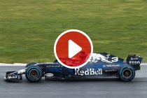 Roll-out van de Red Bull RB14 (+ video)