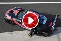 Video: Mark Webber en het debuut van de Porsche 911 GT2 RS Clubsport rond Mount Panorama