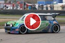 Corona-kronieken: Erik Qvick en zijn snelste Mini ter wereld