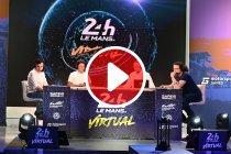 Bekijk hier live en integraal de Virtuele 24H Le Mans