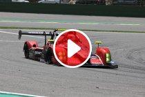 Video:  Hoe Tim Joosen een klapband kreeg bij 240km/h